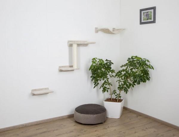 Katzenkratzbaum Zugspitze zur Wandmontage