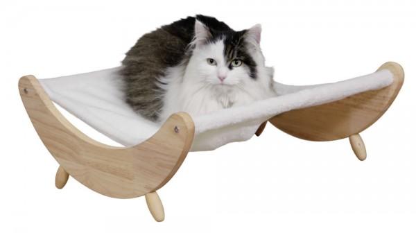 Katzen Hängematte Dream aus Plüsch