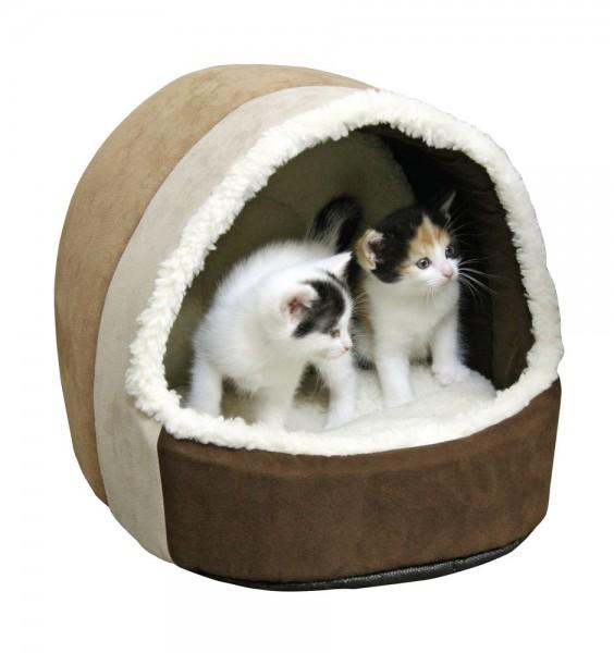 Katzen Kuschelhöhle Amy mit Wendekissen