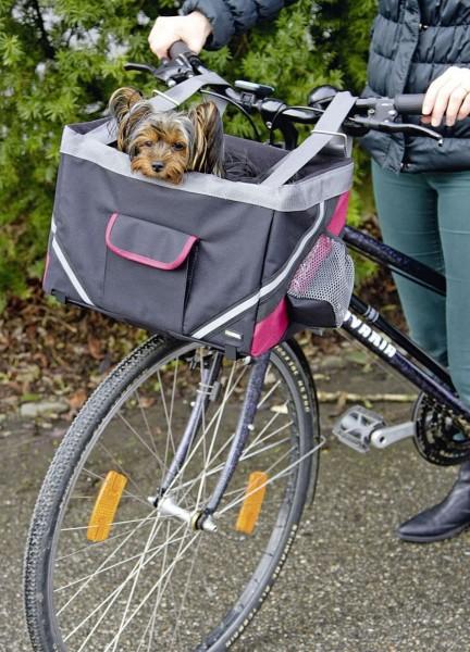 Hunde Fahrradkorb Vacation