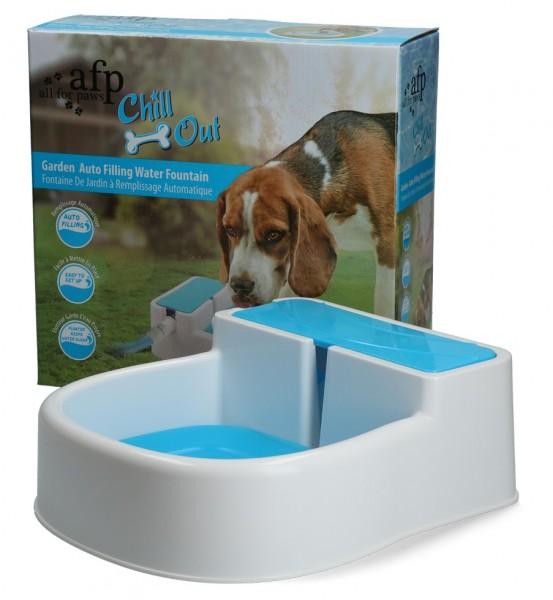 Automatischer Trinkbrunnen für Tiere