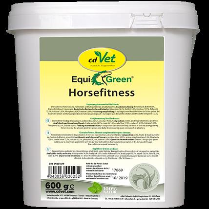 EquiGreen Horsefitness für die Gesundheit