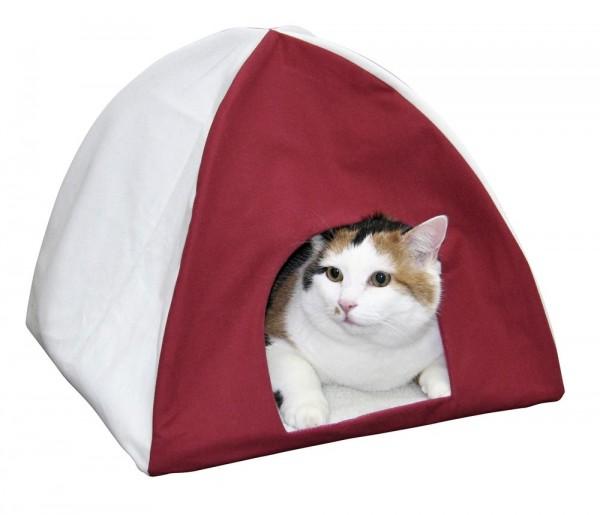 Tipi Zelt für Katzen