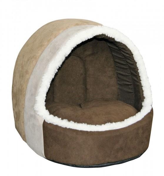 Hunde Kuschelhöhle Amy mit Wendekissen