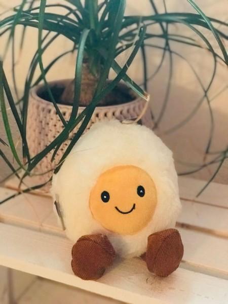 Beeztees Plüschspielzeug Happy Egg